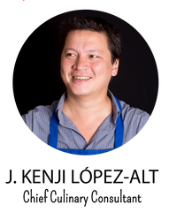 J. Kenji Lopez-Alt, Chief Culinary Consultant - Serious Eats