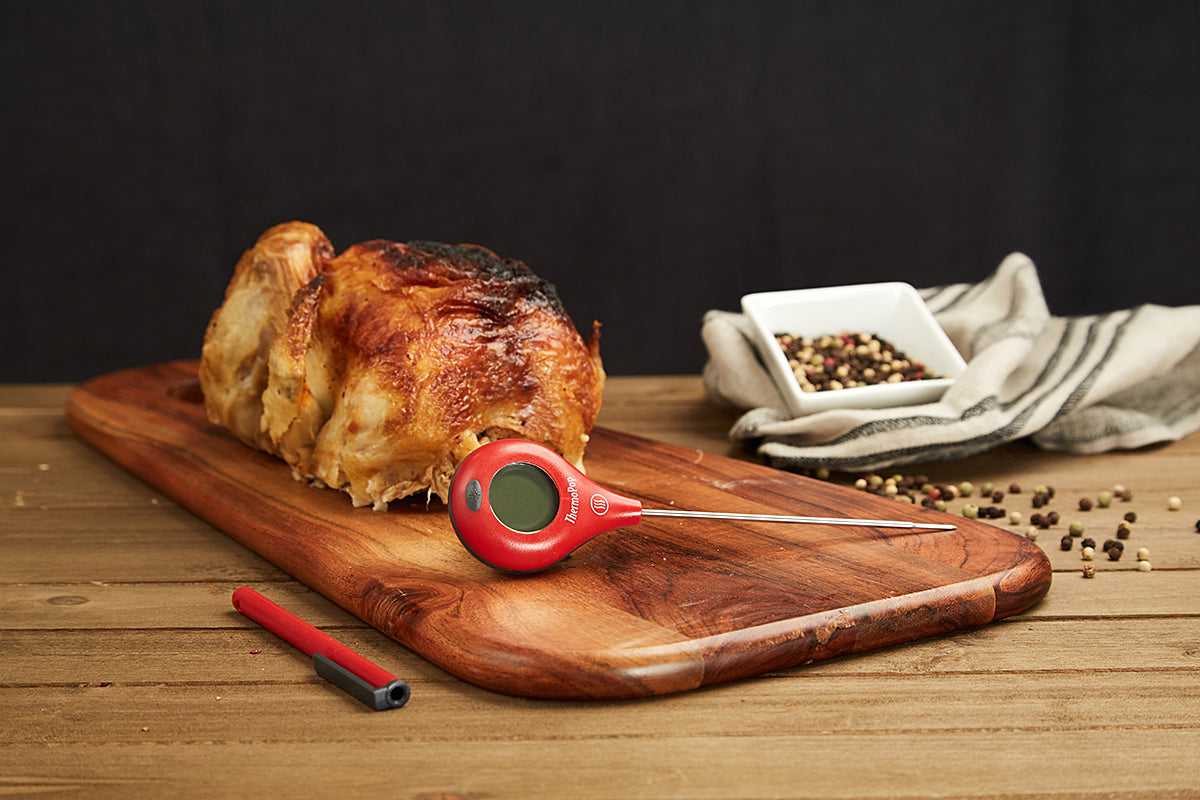 <b>ThermoWorks ThermoPop</b> kitchen thermometer