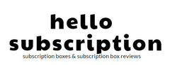 Hello Subscription Logo