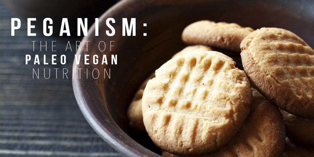 Peganism: Vegan Paleo Nutrition and How To Build Muscle