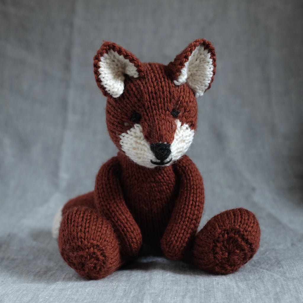 Heirloom Fox - Cinnamon