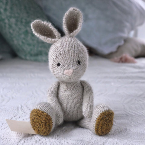 Heirloom Bunny - Natural
