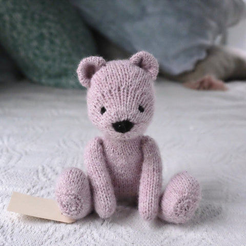 Heirloom Bear - Pink