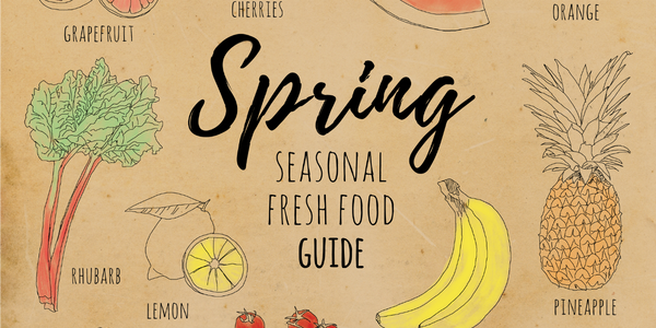 Eating Seasonally: Spring Edition
