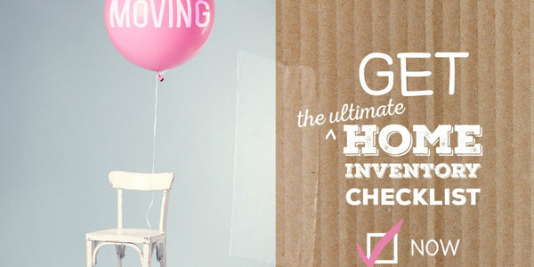 The Ultimate Home Inventory Checklist - FREE DOWNLOAD