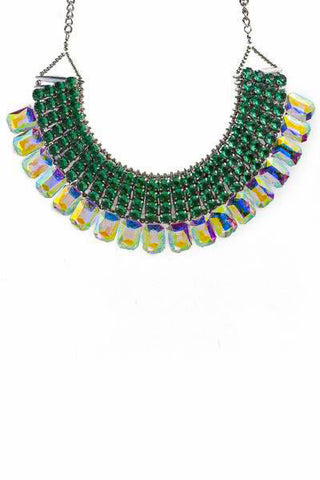 Crystal Collar- AS SEEN ON FABlife!