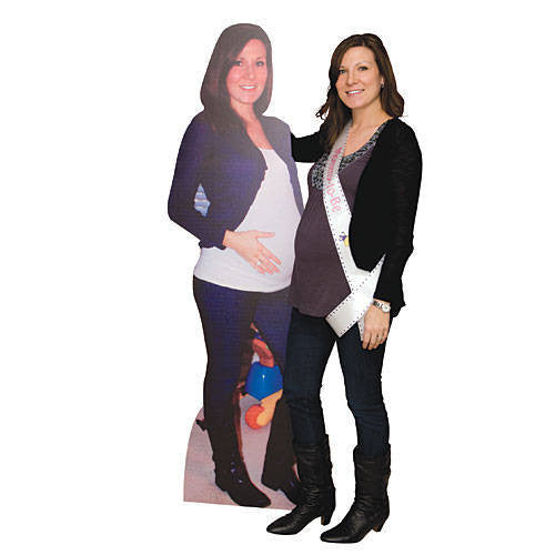 Baby Shower Life Size Standee