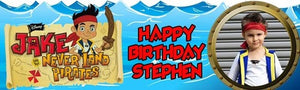 Jake Birthday Banner