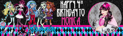 Monster High Classic Banner