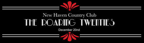 Roaring Twenties Birthday Banner