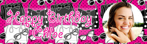 Luxury Birthday Banner