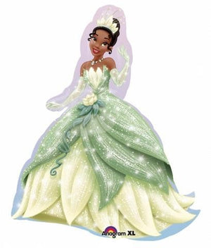 Princess Tiana Supershape Foil Balloon 27""
