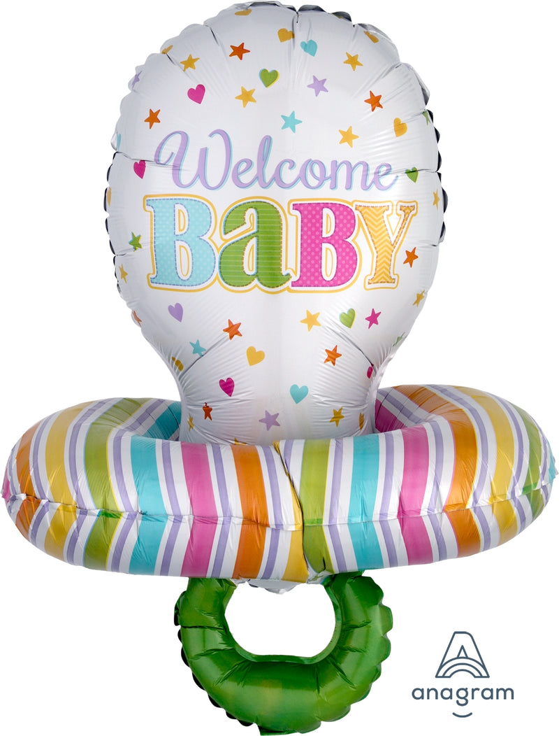 30952 Baby Brights Balloon