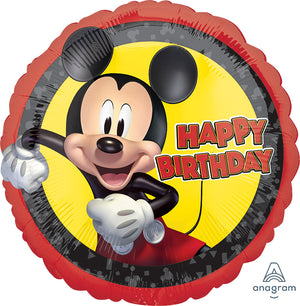 41892-18-inches-Mickey-Mouse-Forever-Birthday-Foil-balloons