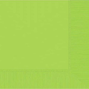 Green Paper Napkins (20 pcs)