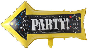 Party Arrow Balloons