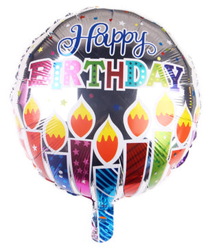 Happy Birthday Balloon x 2Pcs