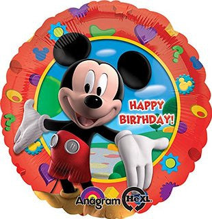 Mickey's Clubhouse Birthday