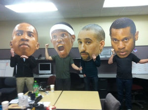 Big Head Cutouts