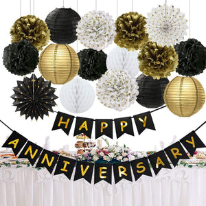 Happy Anniversary Party Decorations