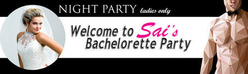 Night Party Banner