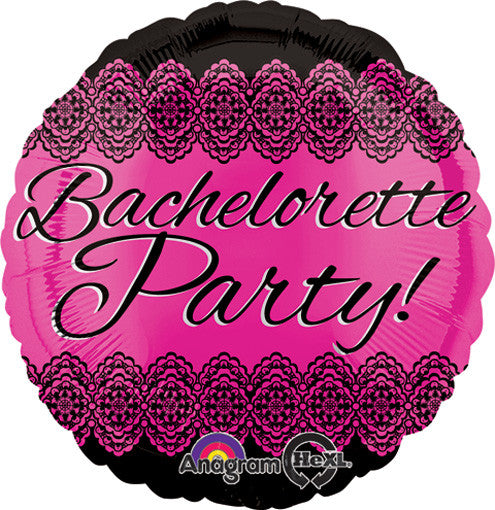 Bachelorette Party Lace