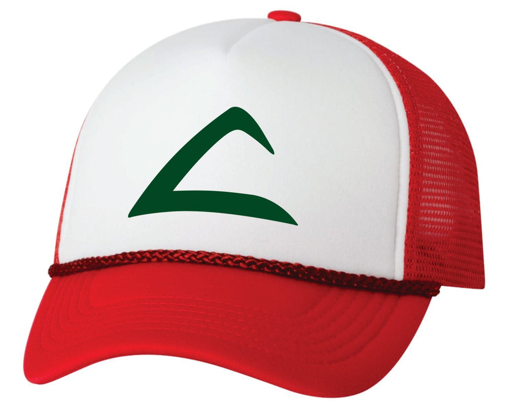 Pokemon Ash Ketchum Unisex-adult Trucker Hat