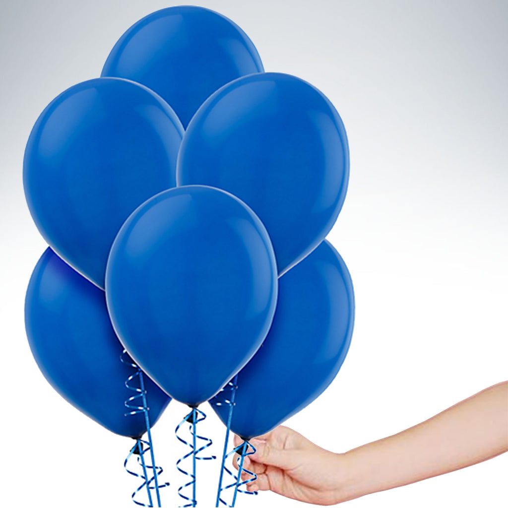 "11"" Latex Balloon - Navy Blue"