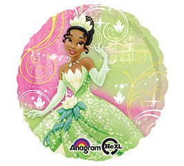 Copy of Princess Tiana Supershape Foil Balloon 18""