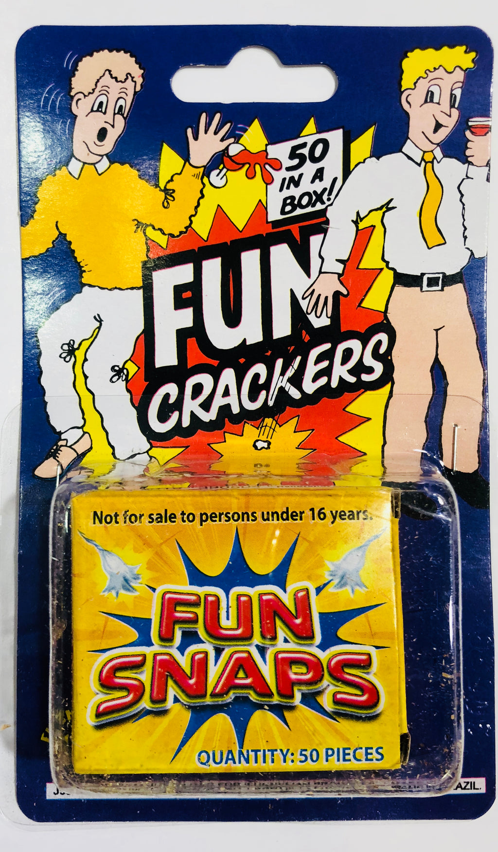JT0539 - Fun Crackers
