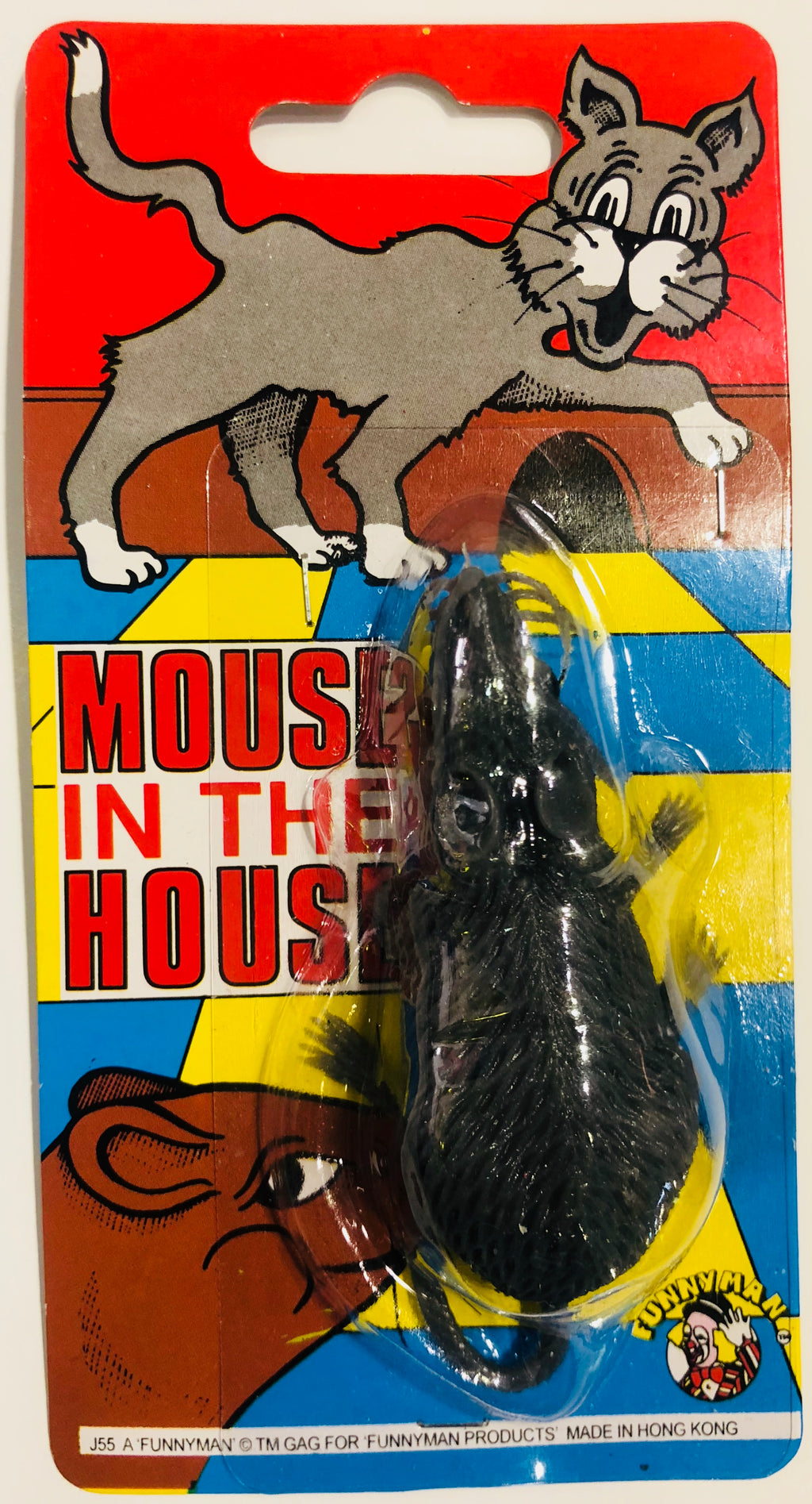 JT0553 - Mouse in the House