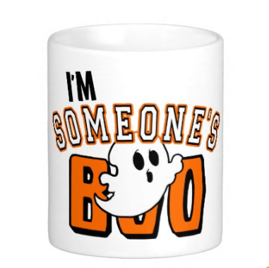 I'm Someone's Boo Ghost Halloween Coffee Mug