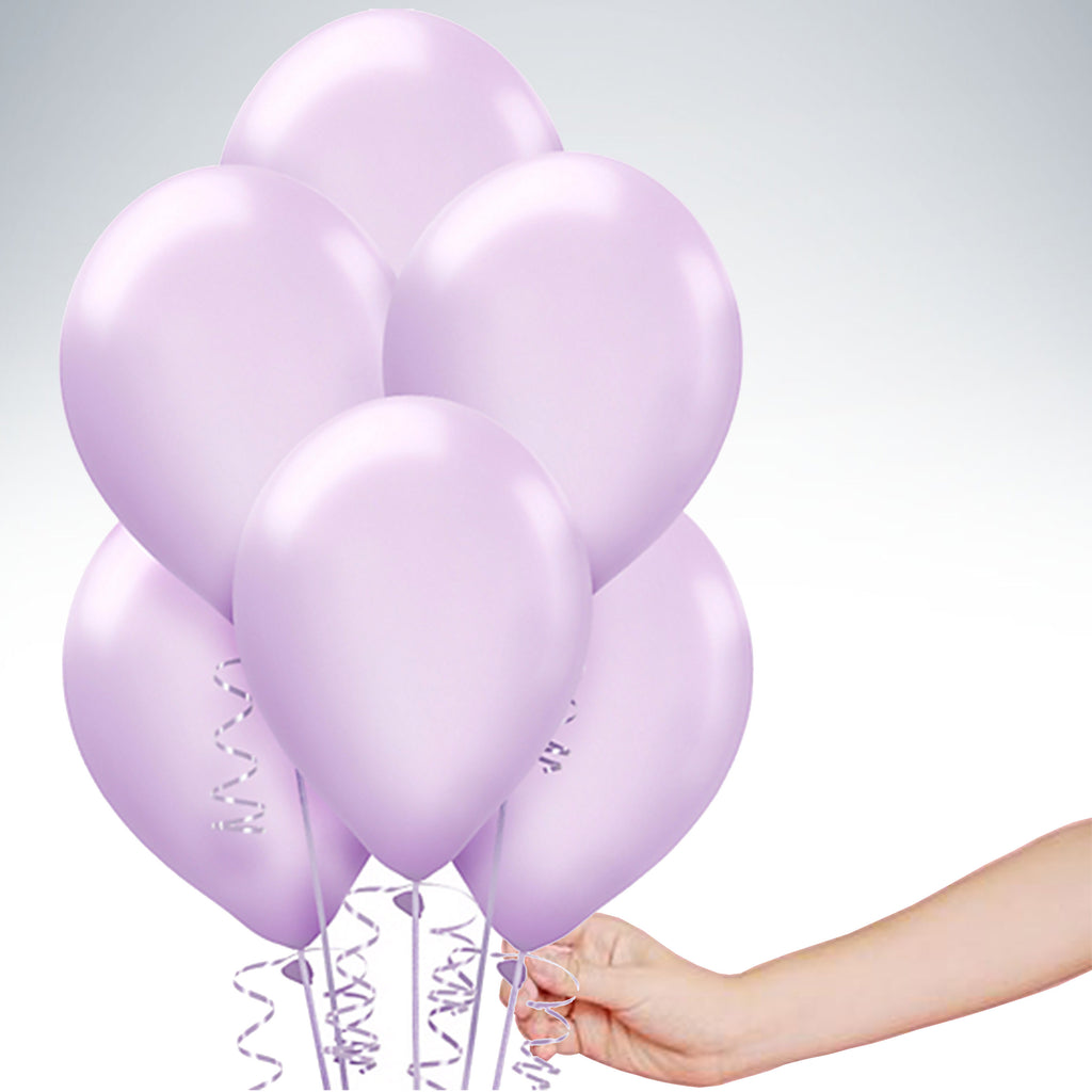 "11"" Latex Balloon - Lavender"
