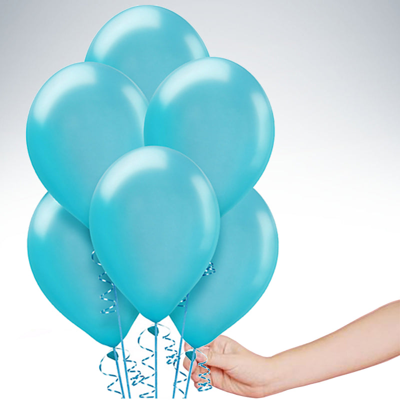 "11"" Latex Balloon - Standard Pale Blue"