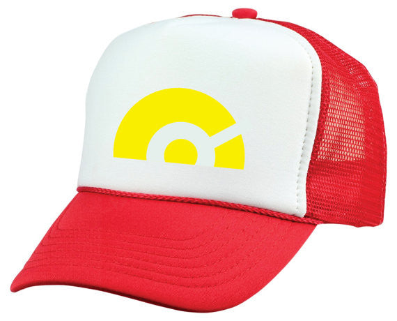 Pokemon Gamer Hat