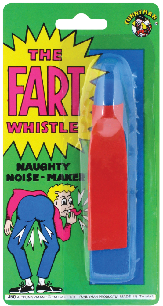 JT0508 - The Fart Whistle