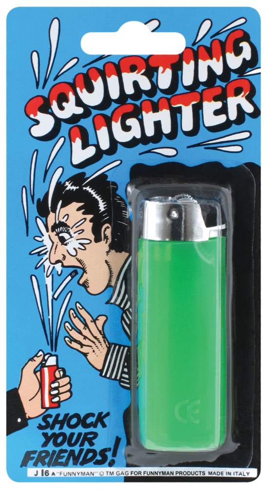 JT0218 - Squirting Lighter