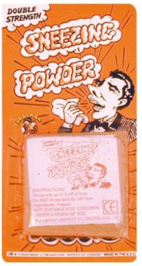 JT0430 - Sneezing Power