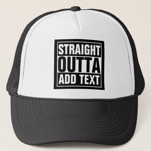 Personalized Trucker Caps