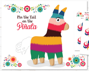 Pin the Tail on Donkey