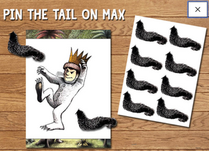 Pin the Tail on Max