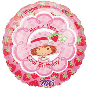 Strawberry Shortcake Birthday Balloon