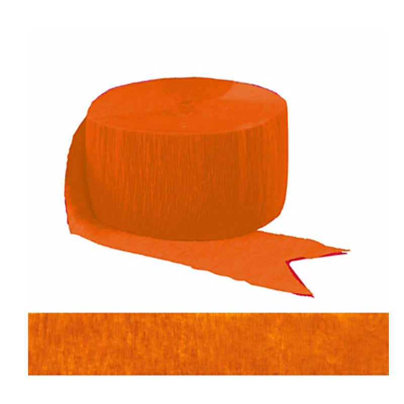Orange Streamer (2 pcs)