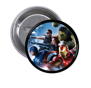 Avengers Badges (10 pcs)