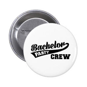Bachelor Crew Badge (10 pcs)
