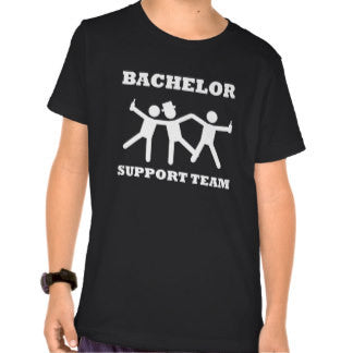 Bachelor Support Team Tee