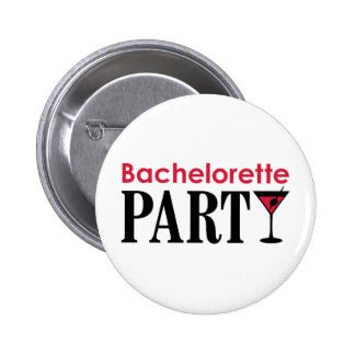 Bachelorette Party Badge