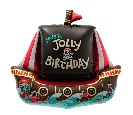Jolly Pirate Ship
