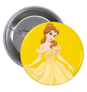 Belle Badge (10 pcs)