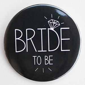 Bride To Be Badge (10 pcs)